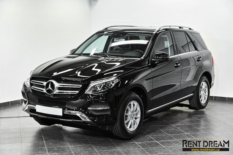 MERCEDES BENZ GLE 350 CDI - Black
