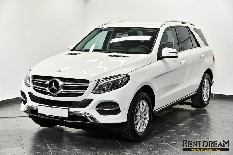MERCEDES BENZ GLE 350 CDI - White