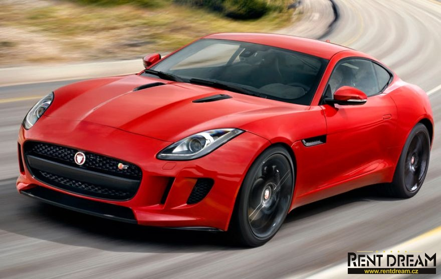 JAGUAR F TYPE S COMPRESOR
