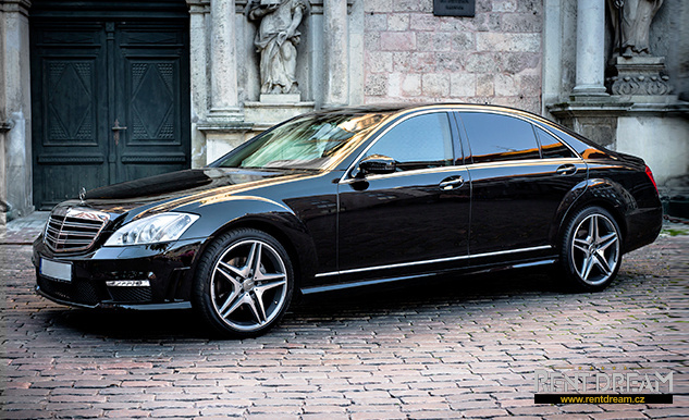 MERCEDES BENZ S500 Long 4MATIC